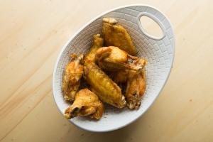 Aletes de pollastre El Pande