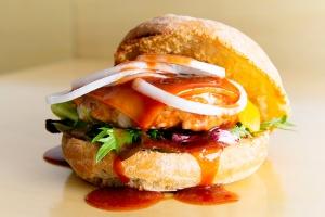 Burger Austin Bar El Pande