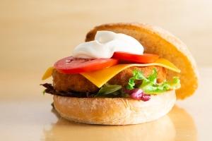 Burger Kentucky bar El Pande