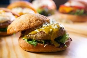 Burger Casablanca Bar El Pande