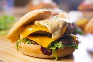 Burger Boom Bar El Pande